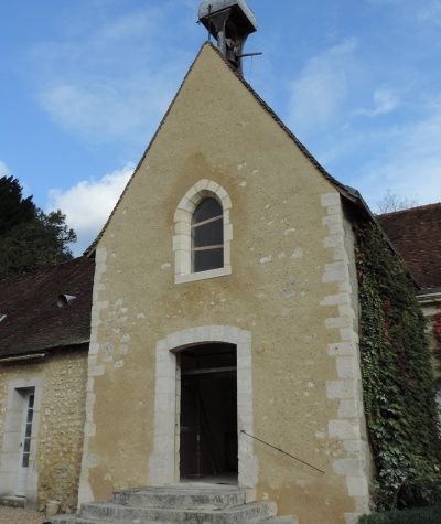 Chapelle Saint Hubert - Apres